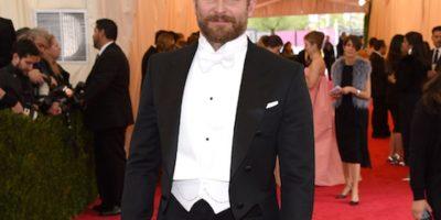 Bradley Cooper tiene un aire más maduro. Foto:Getty Images
