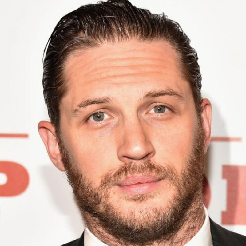Tom Hardy, inglés, rudo y talentoso. Foto: Getty Images