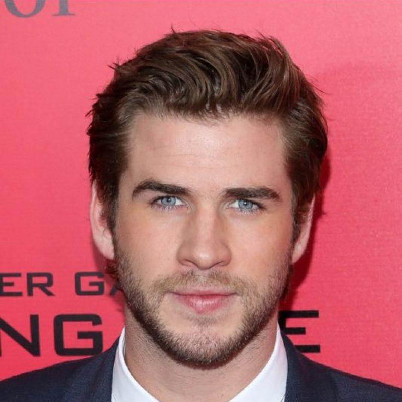 Liam Hemsworth muestra por qué es adorado por millones de jóvenes. Foto:Getty Images