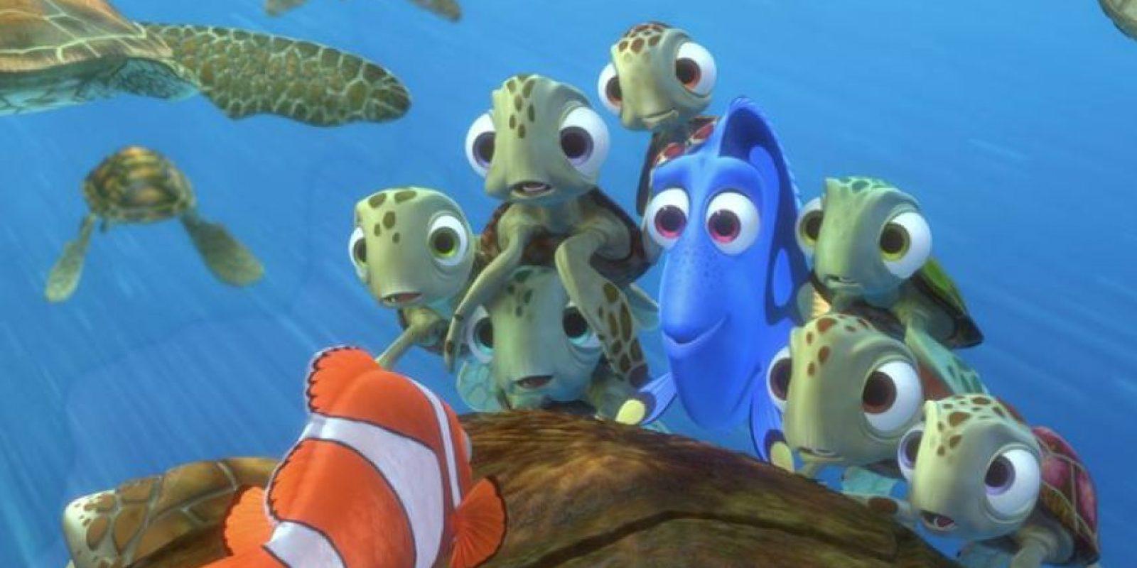 """En la secuela """"Buscando a Dory"""" este pez saldrá en busca de su familia. Foto:Facebook/Dory"""