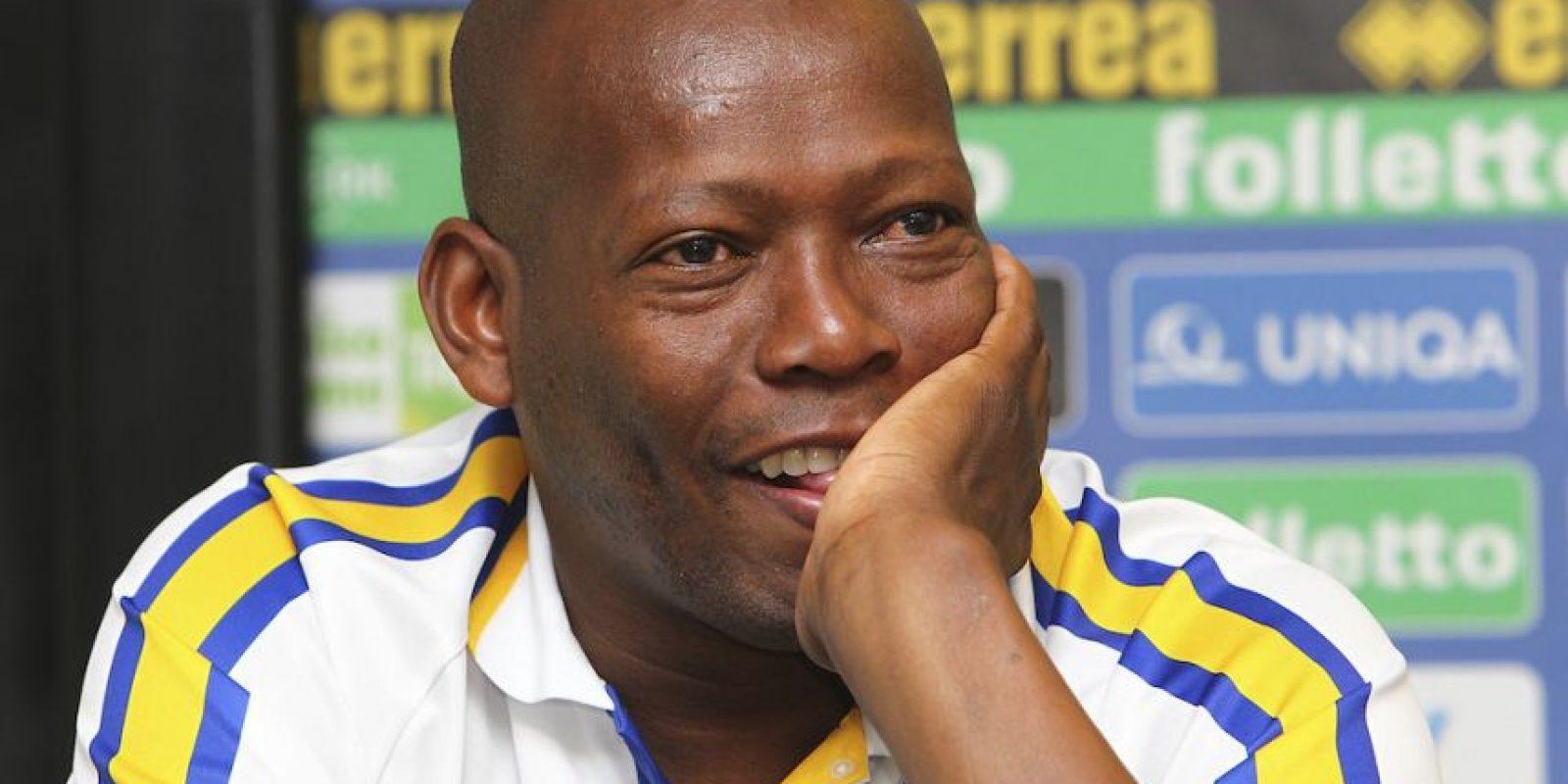 En la temporada 1998-99 ganó la Copa Italiana con el Parma. Foto:Getty Images
