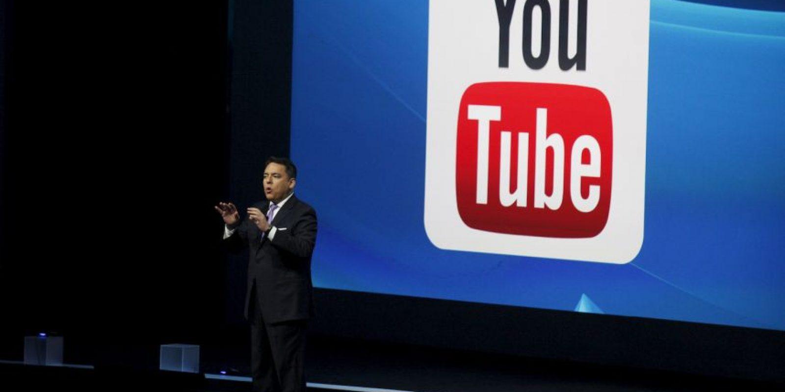 5. YouTube está presente en 61 países y en 61 idiomas Foto:Getty Images