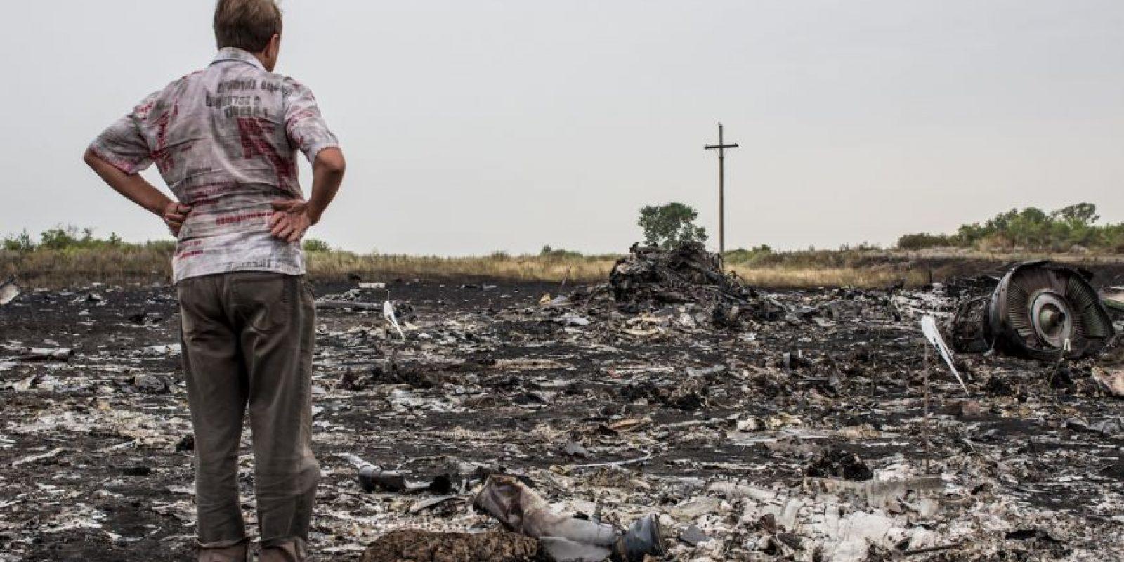 Más de 500 pasajeros fallecieron en total Foto:Getty Images
