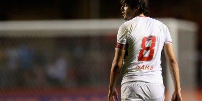 Kaká dijo que fueron seis meses de grandes emociones. Foto:Getty Images