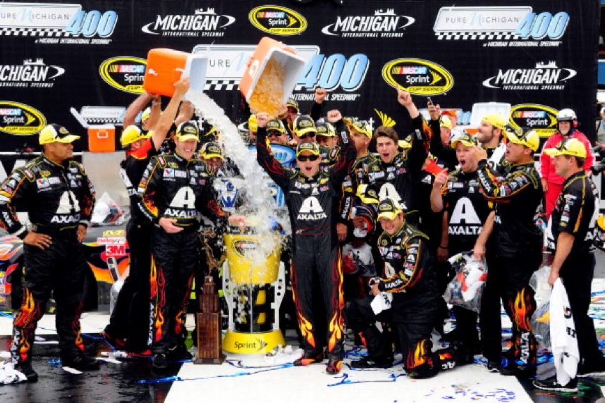 El Ice Bucket Challenge Foto:Getty Images
