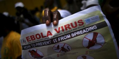 El brote del virus de Ébola Foto: Getty Images