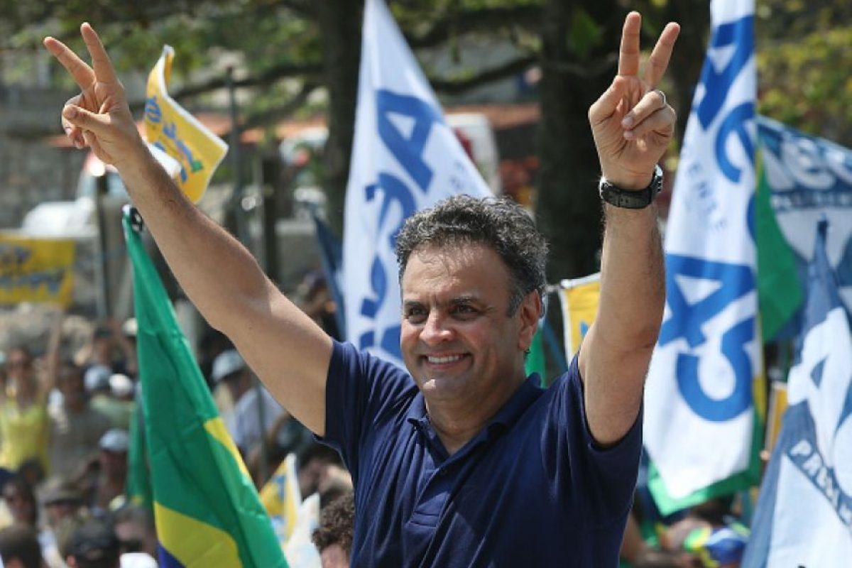Elecciones presidenciales en Brasil Foto:Getty Images