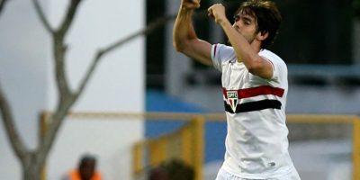 Kaká firmó con el Orlando City de la MLS. Foto:Getty Images