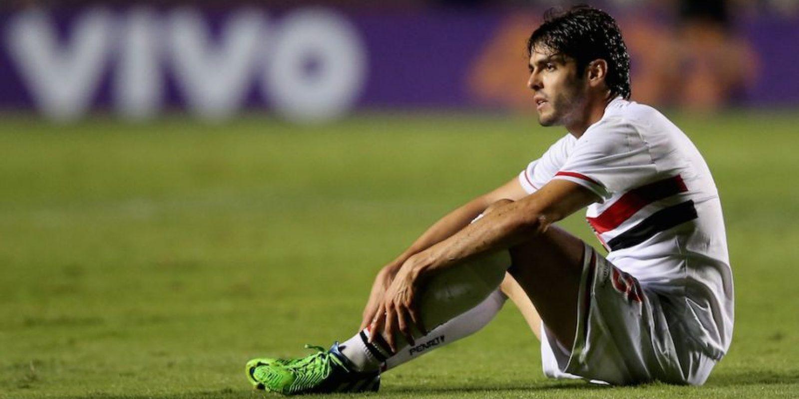 Milán de Italia y Real Madrid de España fueron sus otros equipos. Foto:Getty Images