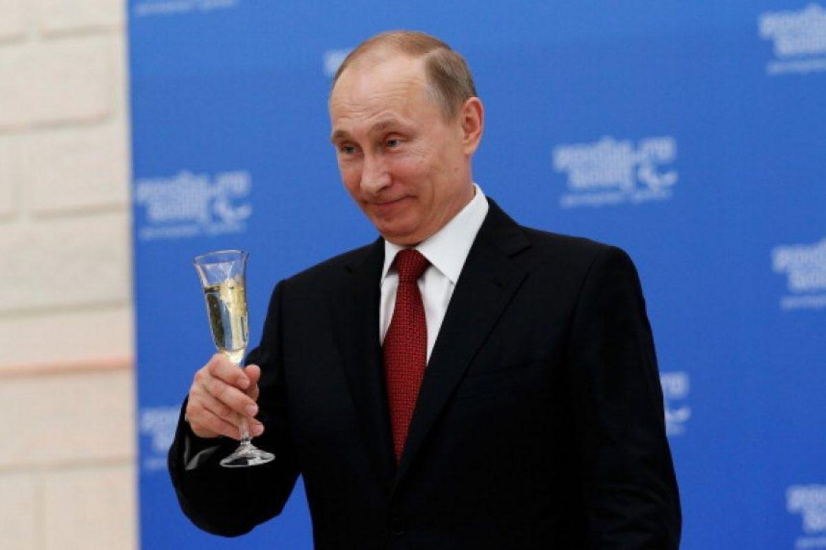 Juegos Olímpicos de Invierno de Sochi 2014, celebrados en Rusia Foto:Getty Images