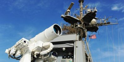 VIDEO: Ejército de Estados Unidos realiza pruebas de arma láser