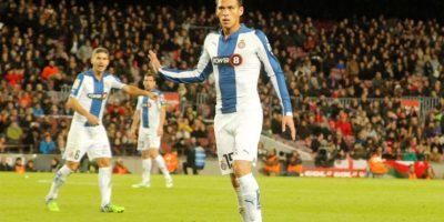 Volvió en el duelo del Espanyol ante Barcelona Foto:Ramón Mompió