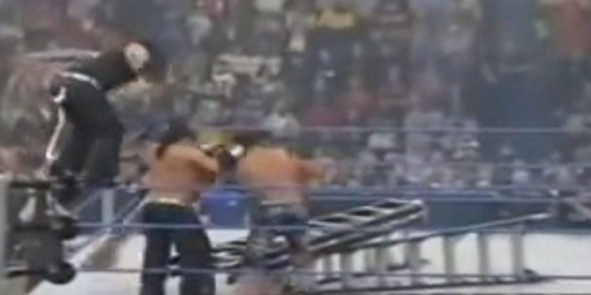 ¡Es real! 7 terribles accidentes de la WWE