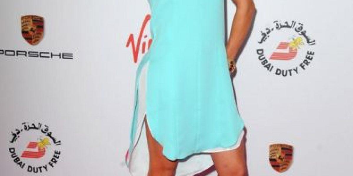 Ella es la tenista que firmó con la agencia de Irina Shayk, novia de CR7