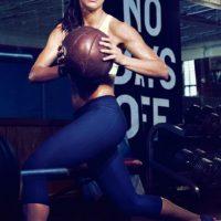 """La estadounidense ha sido catalogada como """"la futbolista más hermosa del mundo"""". Foto:Nike"""