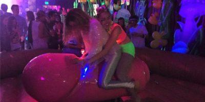 Este es un momento alocado en la vida de Miley Foto:Instagram/Miley Cyrus