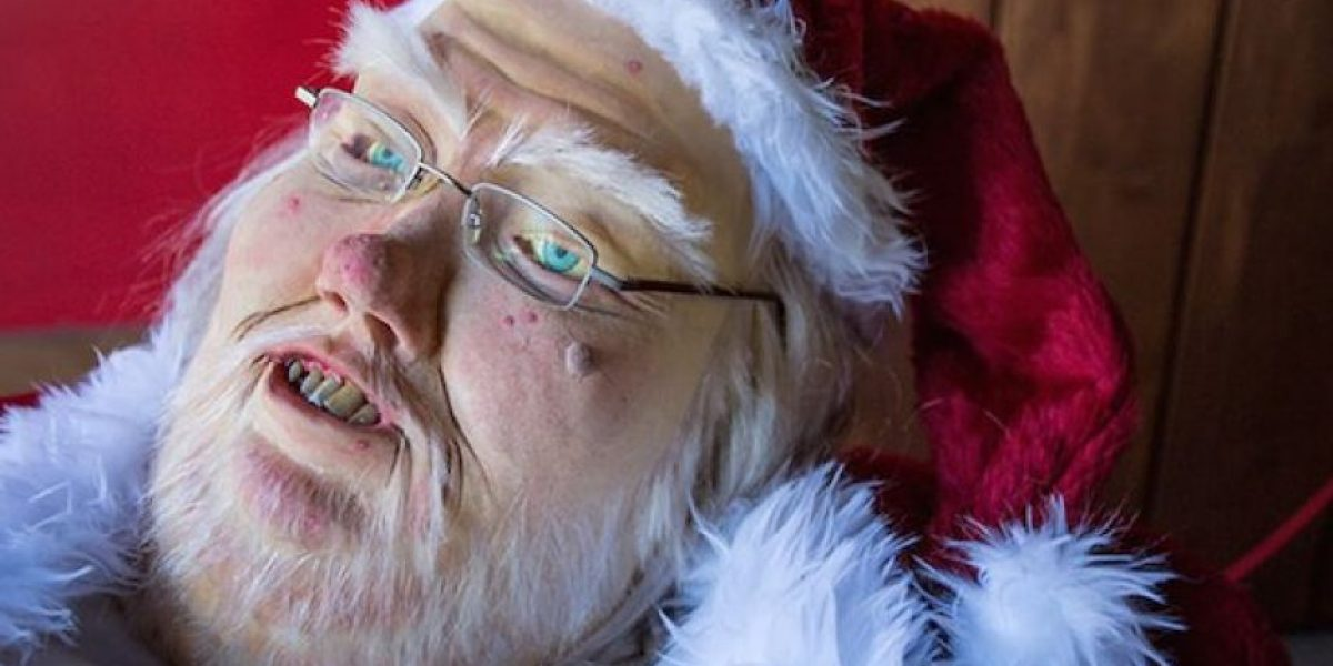 Fotos: Los Santa Claus más terroríficos