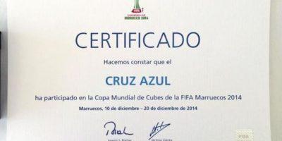 La FIFA entregó diplomas con un error de ortografía