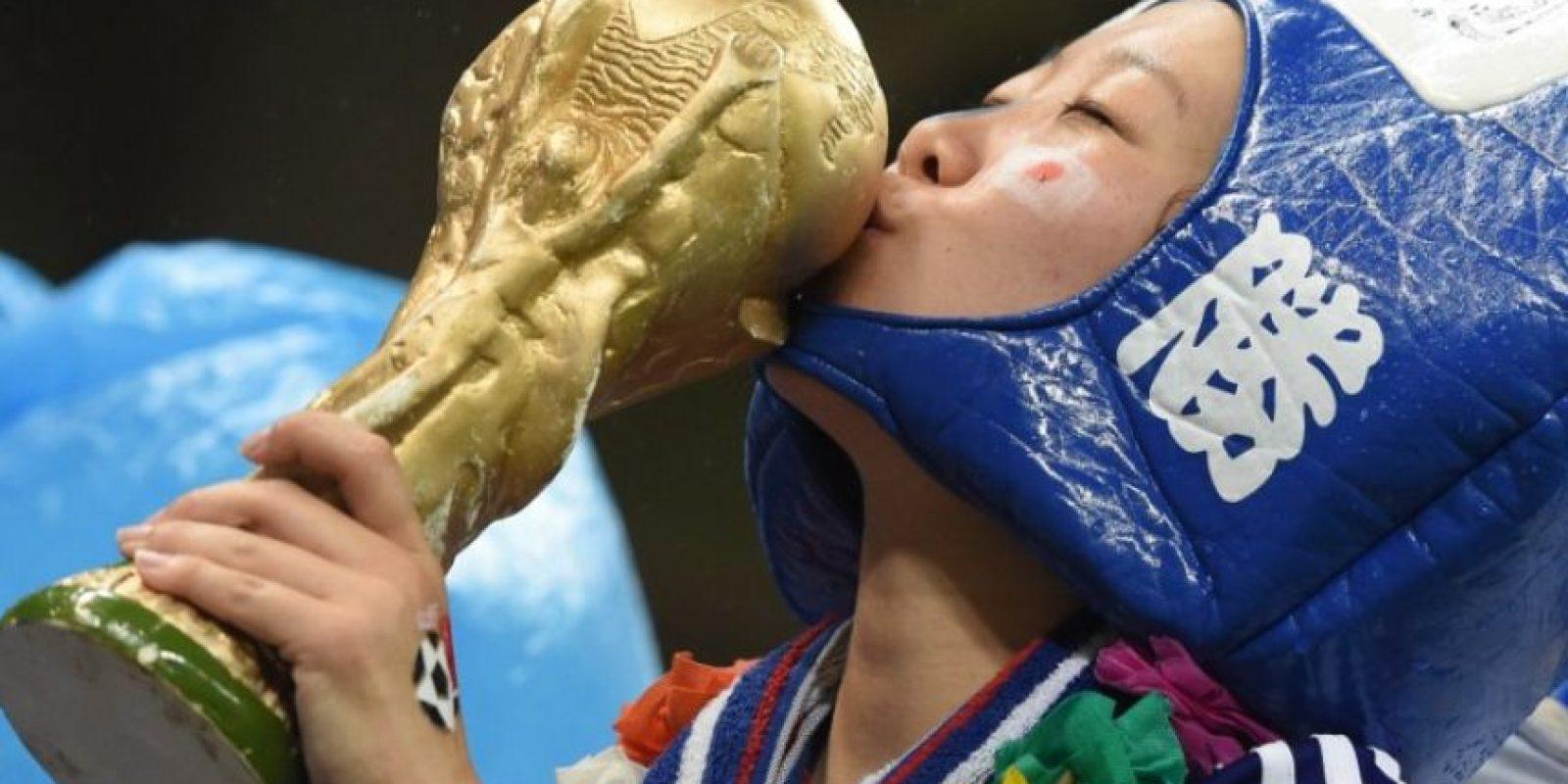 La Copa del Mundo Brasil 2014 Foto:AFP
