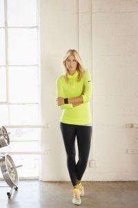 Maria Sharapova – Tenista. Foto:Nike