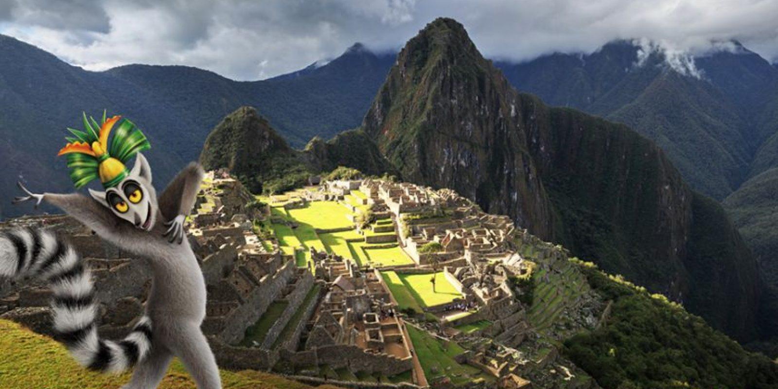 Machu Picchu, Perú. Foto:Dreamworks