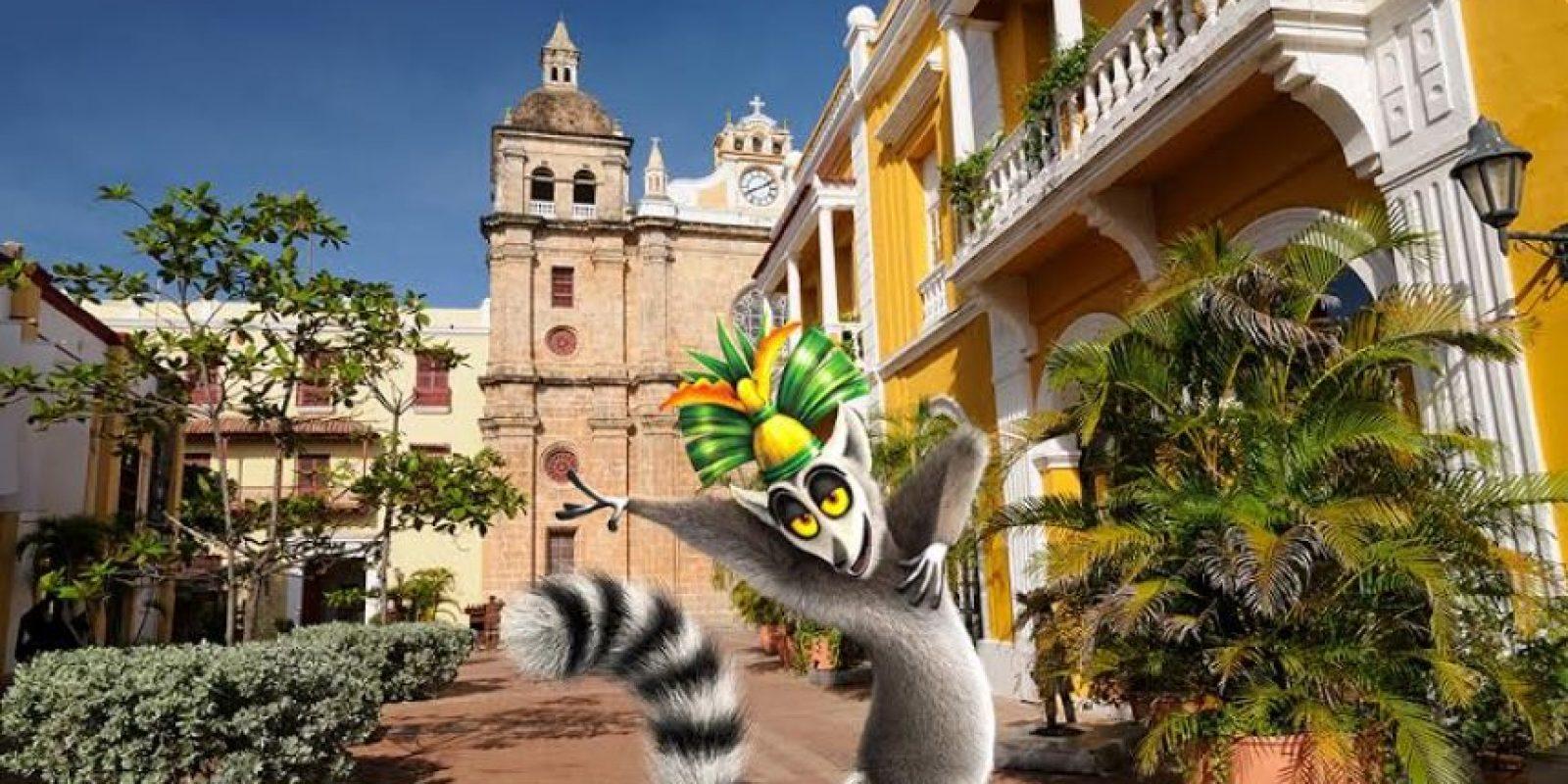 Cartagena de Indias, Colombia. Foto:Dreamworks