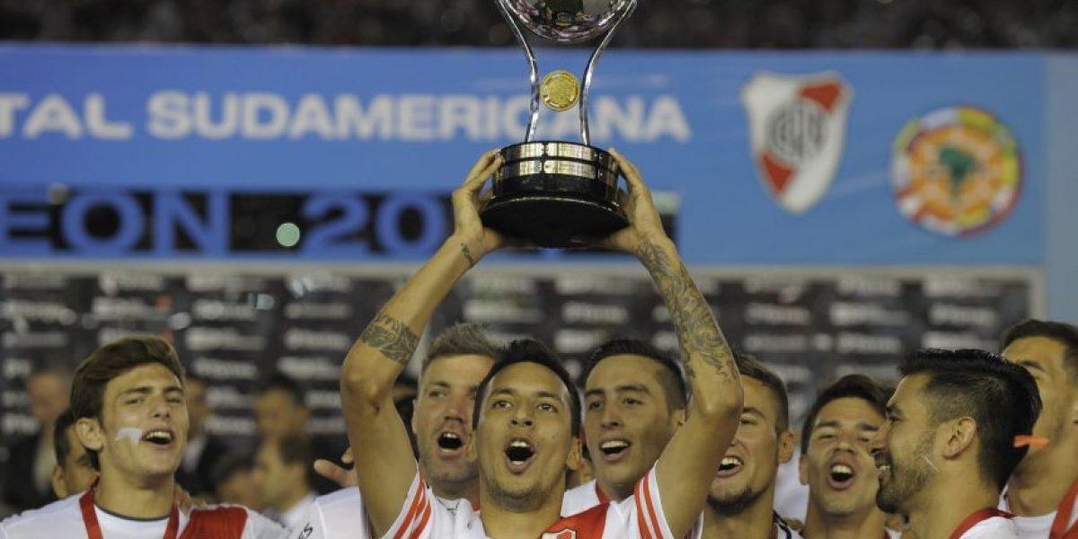 River Plate celebró en su casa el cetro de la Copa Sudamericana