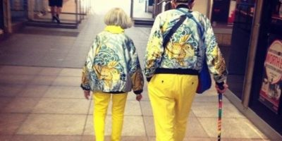 """Ancianos """"cool"""" en Instagram Foto:Instagram"""