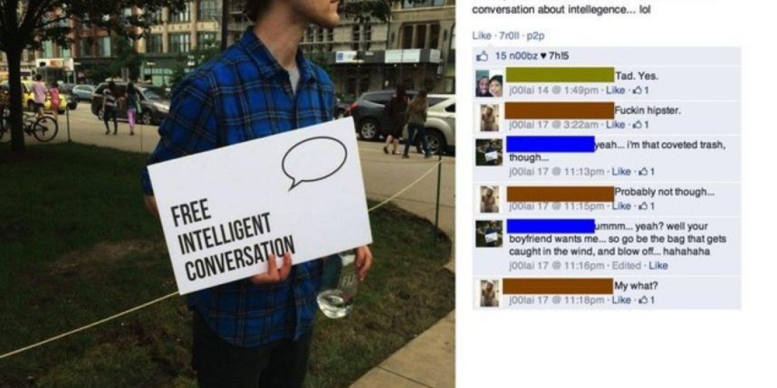 Y los que hicieron virales sus propuestas callejeras. Foto:Facebook