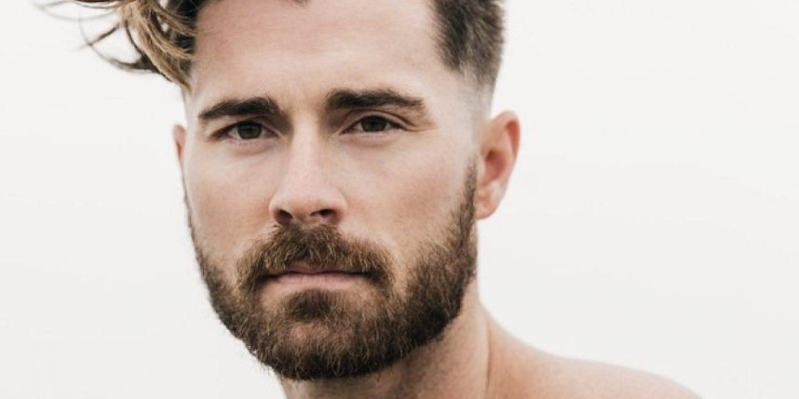 Las barbas. Definitivamente, en su auge. Foto:Instagram