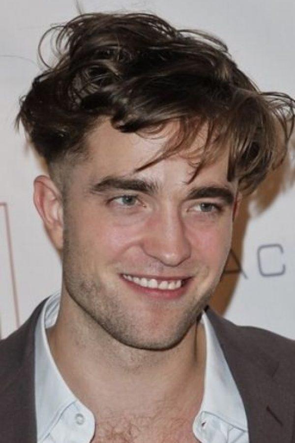 Robert Pattinson también se volvió hipster Foto:Getty Images