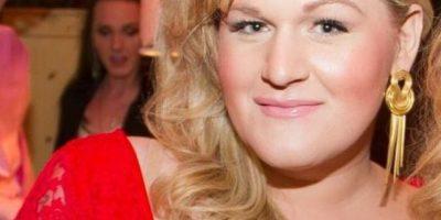 Dice que no se ve como ella misma. Foto:Chelsea Attonley/Facebook