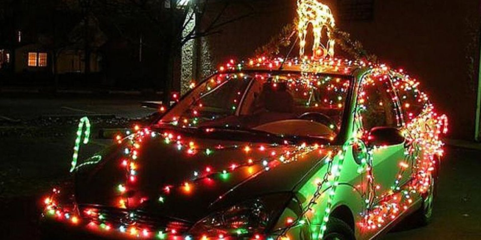 Porque la Navidad se lleva a todos lados. Foto:Etsy