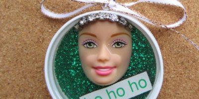 """O pon solo su rostro. Oh, sí. """"Ho, ho, ho…"""" Foto:Etsy"""