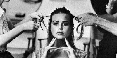 Nieta del famoso escritor Ernest Hemingway. Fue una de las grandes supermodelos de la década de los 70 y 80. Pero su vida personal era un desastre. Foto:Vogue
