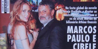 Cibele Dorsa fue una de las grandes modelos brasileñas. Posó en Playboy y la comparaban con Cindy Crawford. Foto:Hola