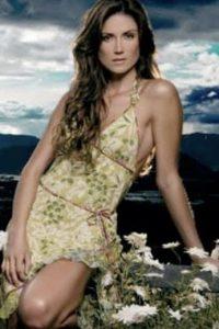 Fue una presentadora y modelo colombiana caracterizada por su fuerte carácter y elegancia. Pero más allá de su imagen atravesaba serios problemas personales y laborales. Foto:Soho