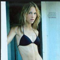 Luiserl y Eliana Ramos eran dos hermanas uruguayas modelos. Foto:Vogue