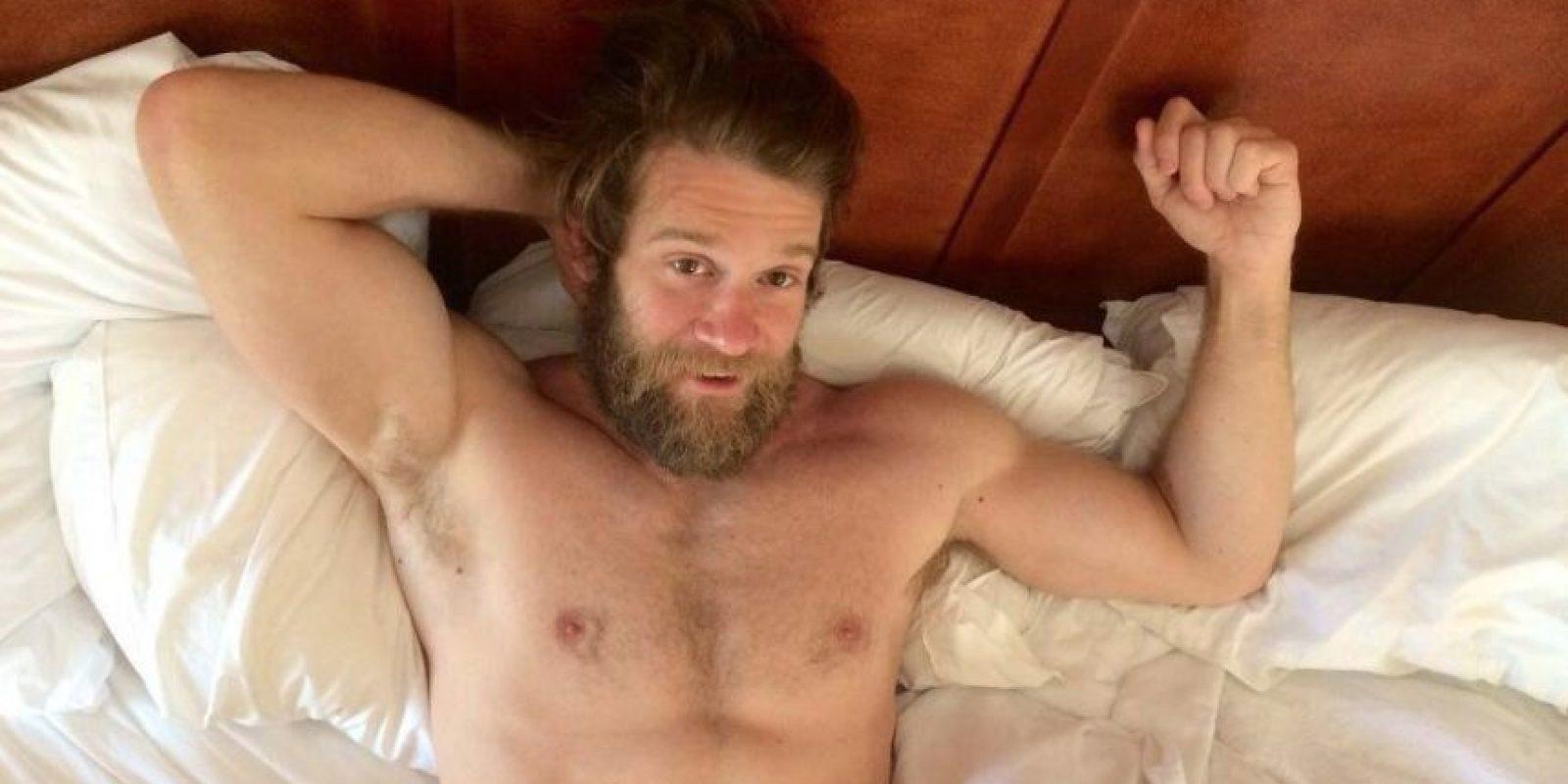 El actor porno busca realizar nuevos proyectos artísticos junto con personajes del mismo ambiente cultural en Estados Unidos. Foto:facebook.com/bigshoediaries