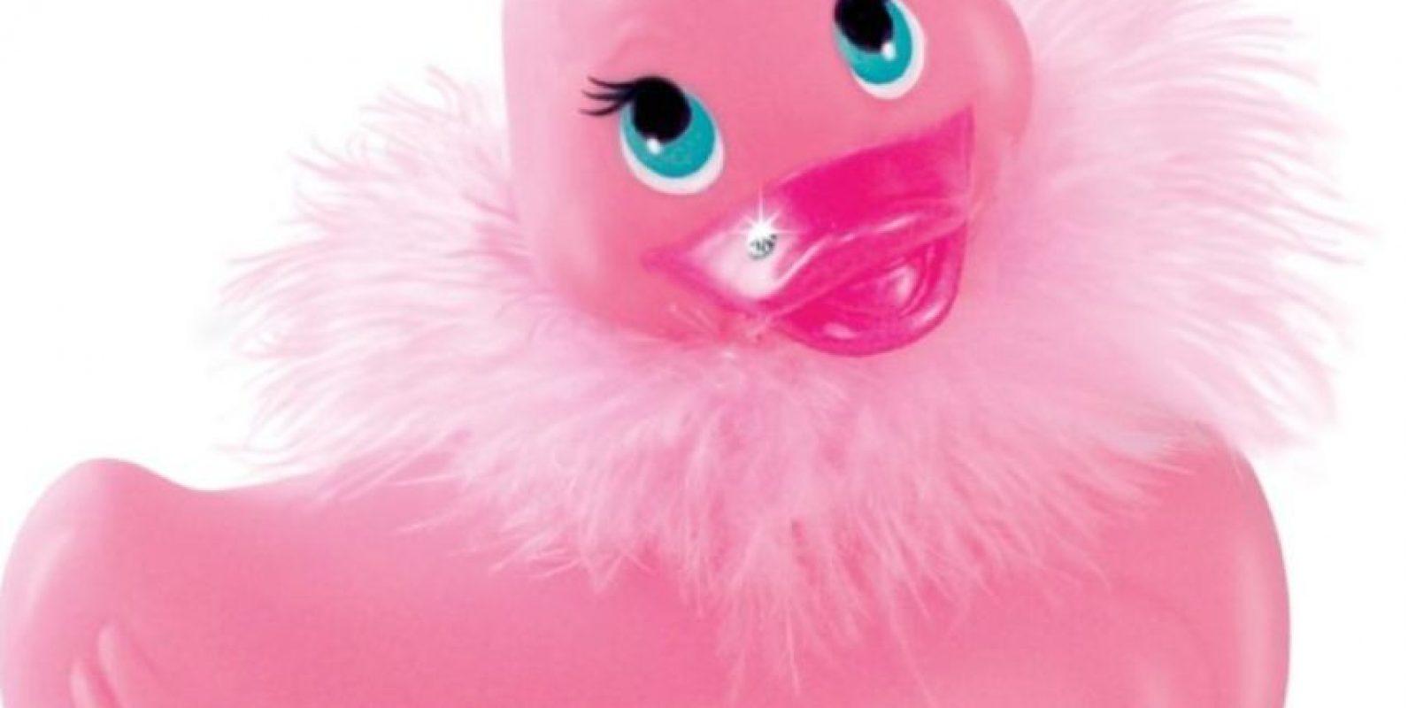 Parece un inocente masajeador de baño para niños Foto:eBay