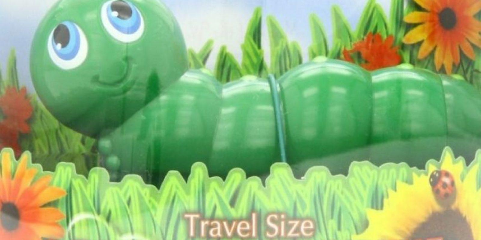 """""""I Rub My Wormie"""" también es un vibrador, aunque parezca un inocente juguete Foto:BigSeaze Toys"""