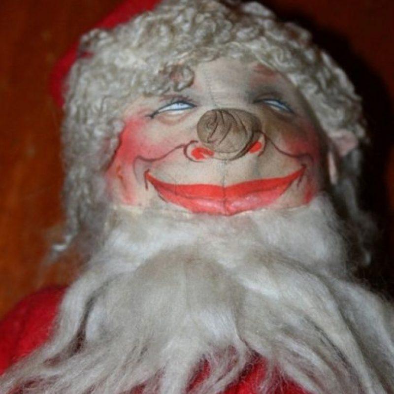 Santa, deja las drogas. Foto:Imgur
