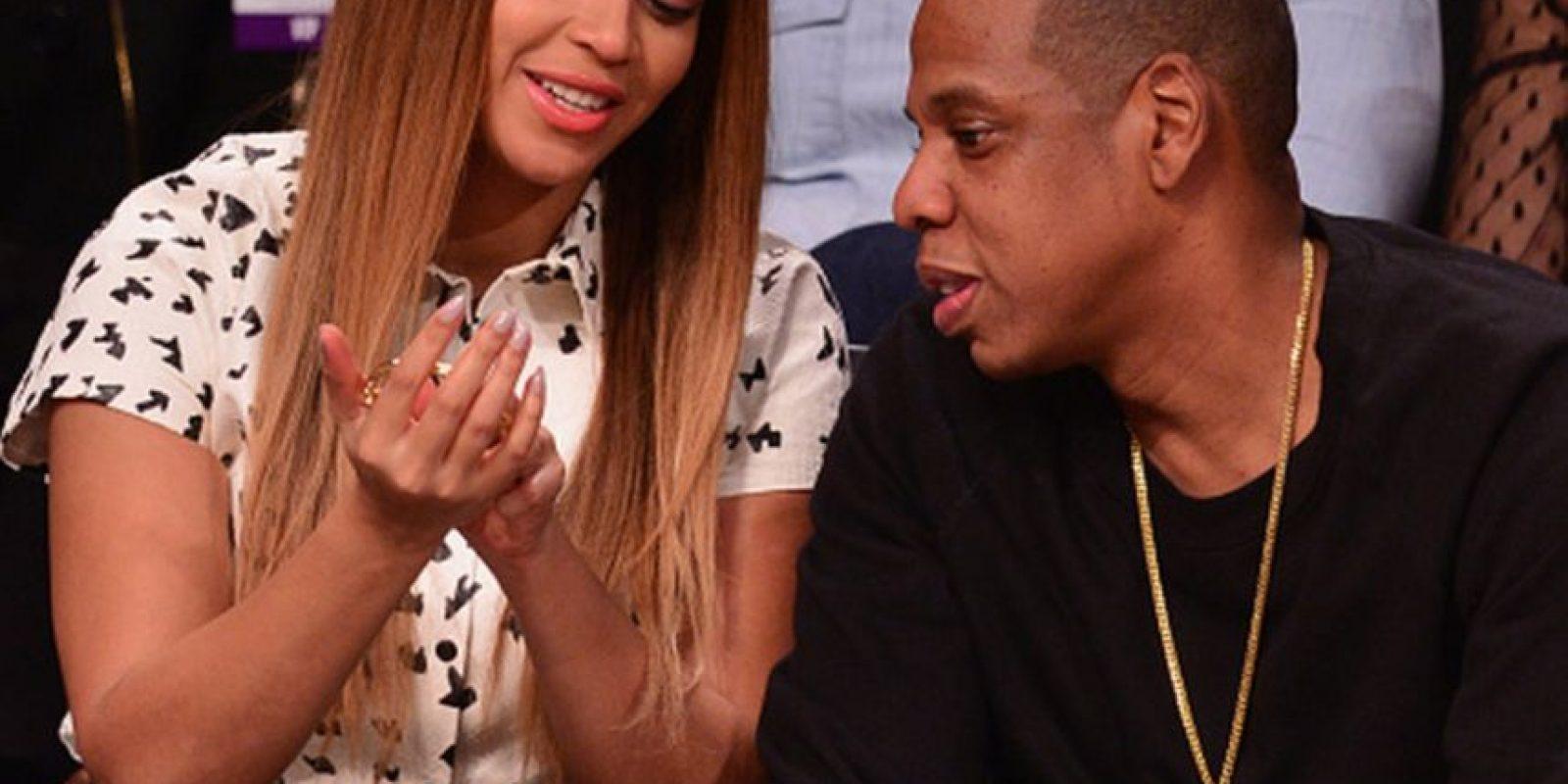 Jay Z dio alguna indirecta en septiembre Foto:beyonce.com