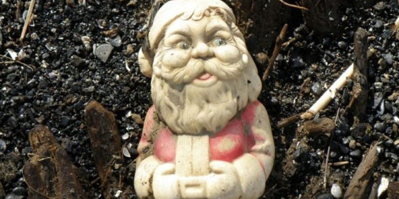 "Santa en ""Paranormal State"". Not bad. Foto:Imgur"