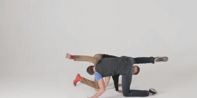 Por lo menos esto fue lo que demostraron estas parejas. Foto:Youtube/The Cut