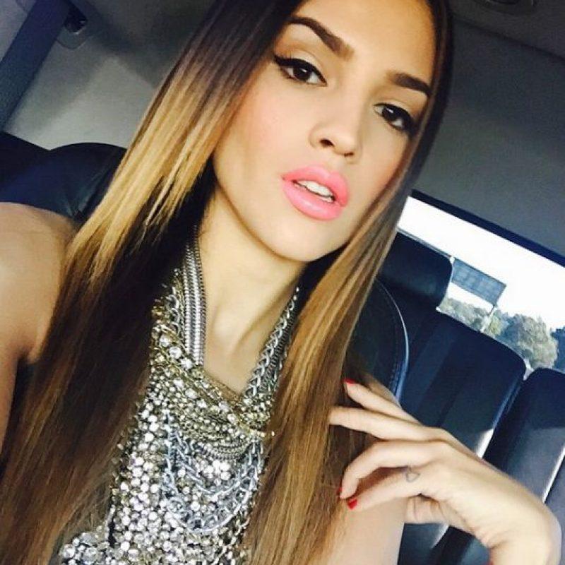 A los 14 años fue aceptada en la escuela de actuación de Televisa, Centro de Educación Artística Foto:Instagram @eizagonzalez