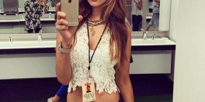 González es hija de la exmodelo mexicana, Glenda Reyna Foto:Instagram @eizagonzalez