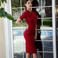 """Conocida por haber interpretado a Dolores Valente en la serie"""" Lola, érase una vez"""" Foto:Instagram @eizagonzalez"""