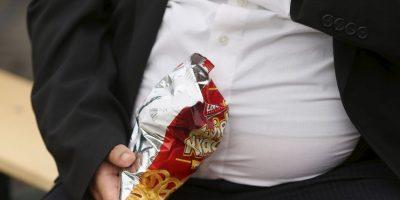 """La obesidad o incapacidad para adelgazar eficazmente y mantener el peso correcto es una especie de """"cruz"""" que constituye una penitencia para el autocastigo. Foto:Getty Images"""