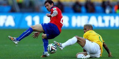 El brasileño del Barça (derecha) es veloz y explosivo Foto:Getty